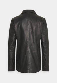 Part Two - FAISA - Leather jacket - black - 1
