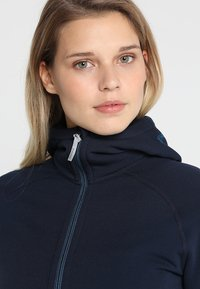 Houdini - POWER HOUDI - Fleece jacket - blue illusion/tide - 4