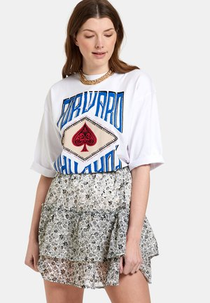 LEIGH TEE - T-shirt print - white