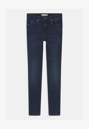 NORA SUPER SKINNY - Jeans Skinny Fit - denim