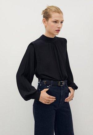 Blouse - noir