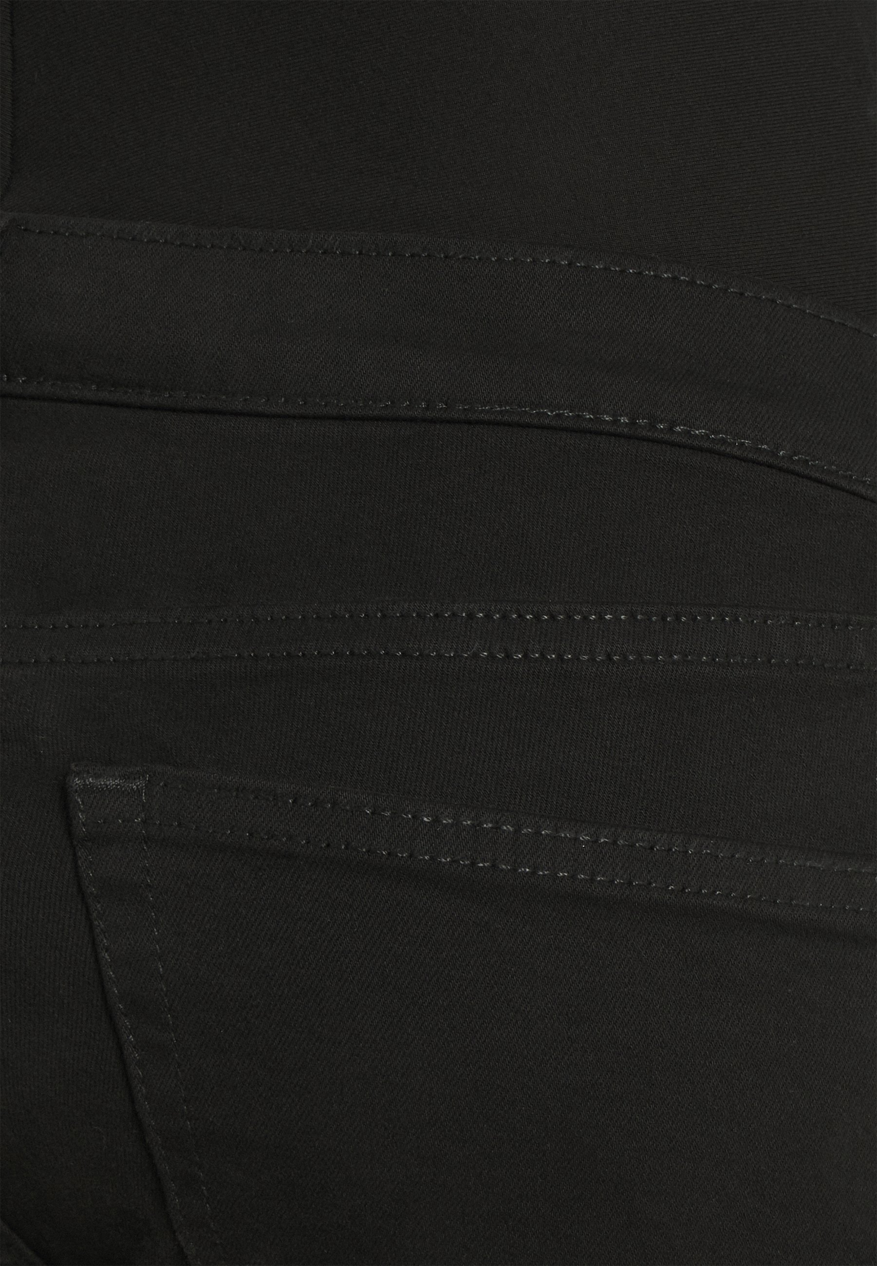 Topshop Maternity JAMIE OVERBUMP - Jeans Skinny Fit - black - Women's Clothing TZUcO
