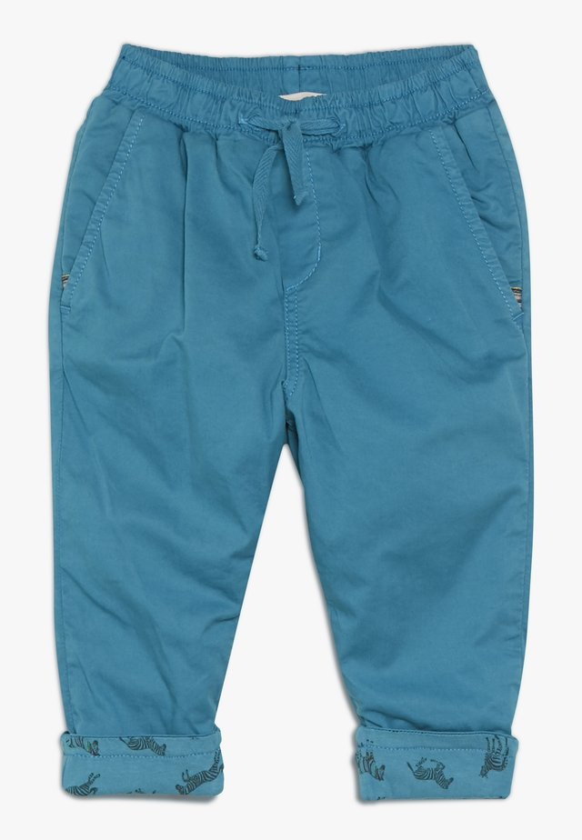 BABY VICENTIUS - Trousers - teal