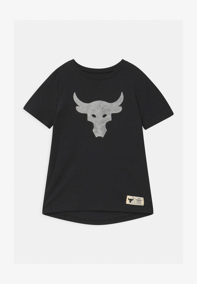 BRAHMA BULL - T-shirt con stampa - black