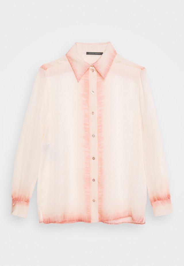 BLOUSE - Overhemdblouse - pink