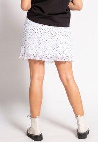Studio Untold - A-line skirt - blanc - 1