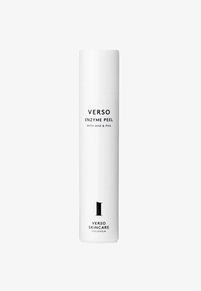 VERSO ENZYME PEEL - Face scrub - neutral