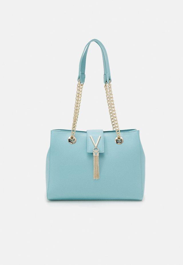 DIVINA - Handbag - azzurro