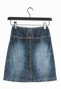 Next - Spódnica trapezowa - blue - 1