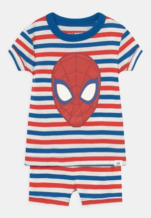 MARVEL SPIDERMAN TODDLER UNISEX - Pyjama set - red