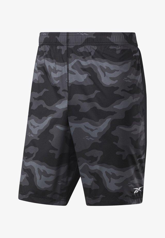 WORKOUT READY SPEEDWICK TRAINING 1/2 - Pantaloncini sportivi - black