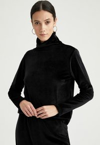 DeFacto - Sweatshirt - black - 3
