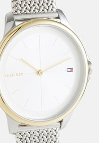 Tommy Hilfiger - DELPHINE - Klokke - silver-coloured/white - 4