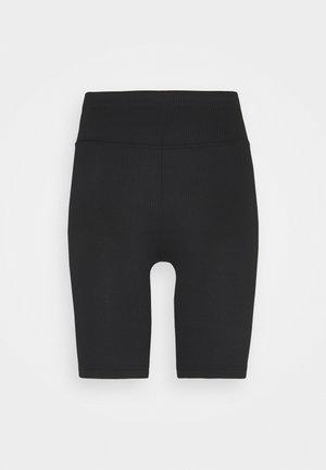 YARA BIKER PANTS - Pyjama bottoms - black