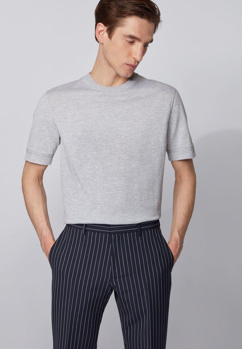 BOSS - IMATTEO - T-Shirt basic - open grey