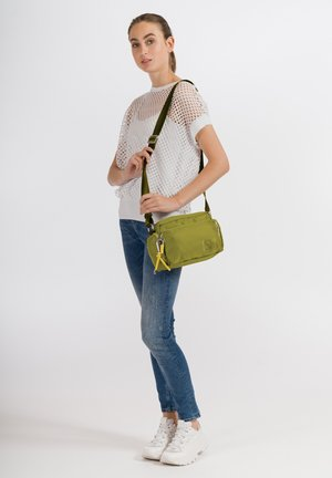 MARRY - Across body bag - olive