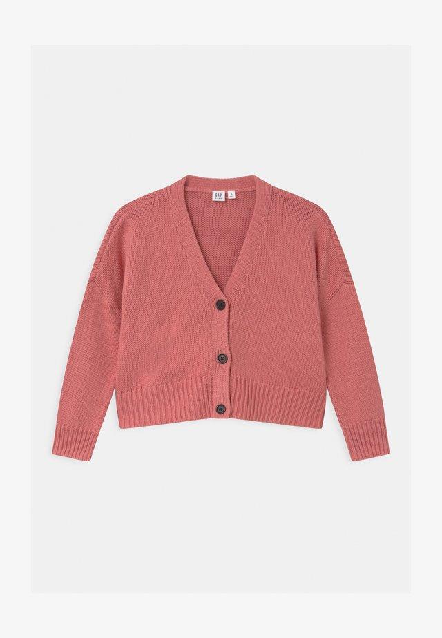 GIRL BOXY - Vest - potpourri pink