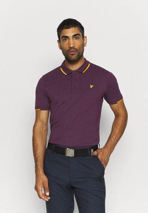 ANDREW - T-shirt de sport - plum wine