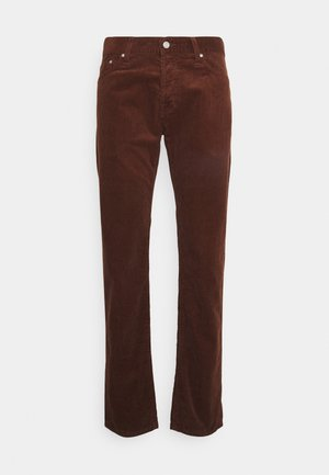 KLONDIKE PANT ALBANY - Pantalon classique - offroad rinsed
