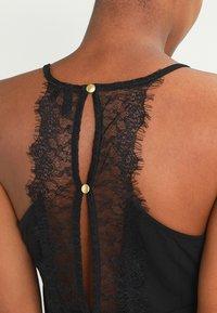 Vero Moda - VMMILLA  - Top - black beauty - 5