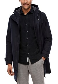 s.Oliver BLACK LABEL - 2-IN-1 - Down jacket - dark blue