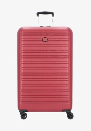 SEGUR ROLLEN TROLLEY - Wheeled suitcase - red