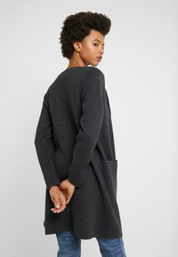 J.CREW - JULIETTE  - Kardigan - heather coal - 2