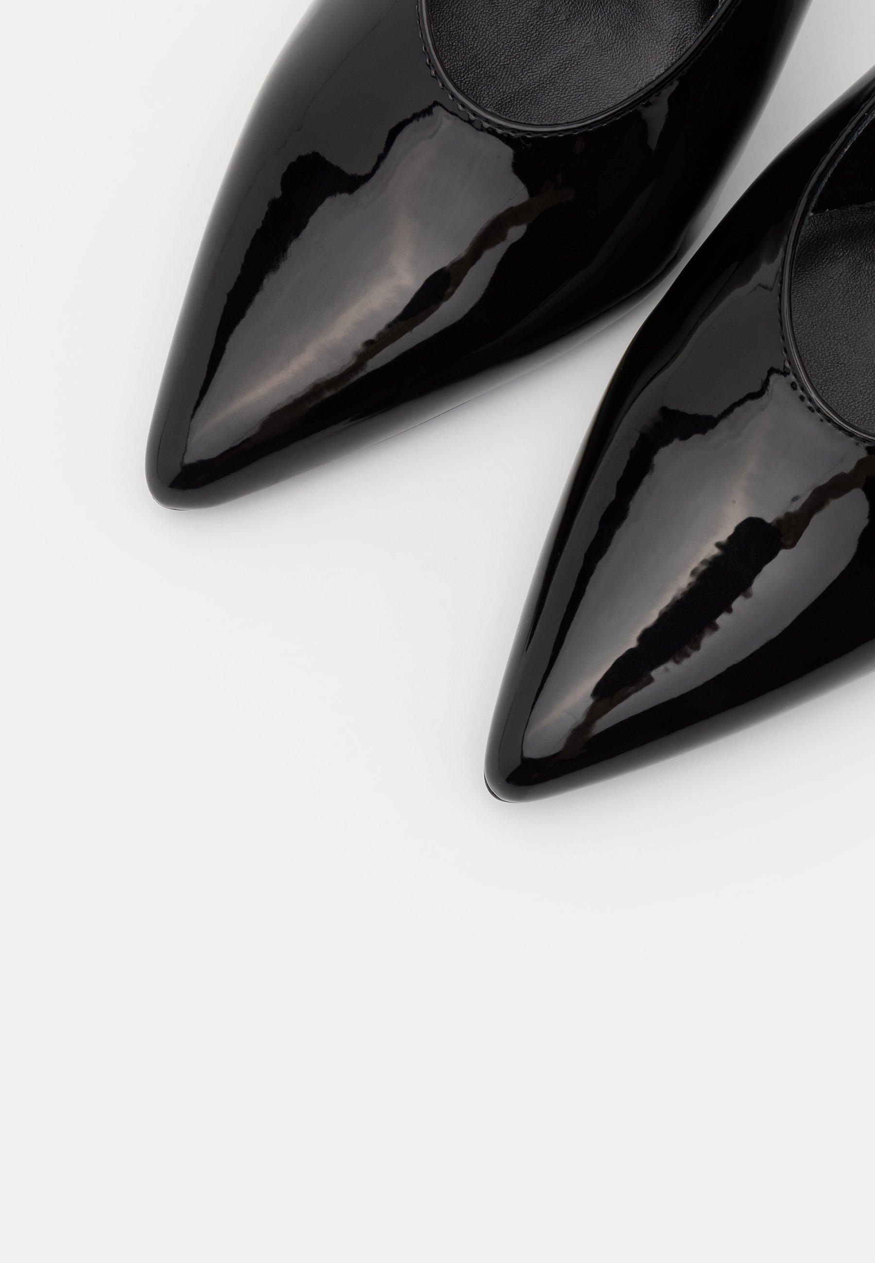 Versace Jeans Couture High Heel Pumps nero/schwarz