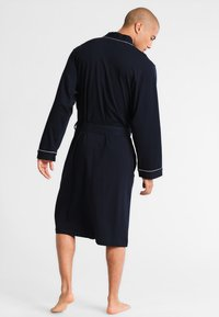 BOSS - AUTHENTIC - Dressing gown - dark blue - 2