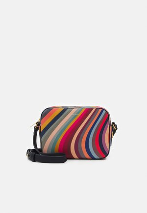 WOMEN BAG CROSSBODY - Käsilaukku - multi-coloured