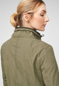 Q/S designed by - Light jacket - khaki - 3