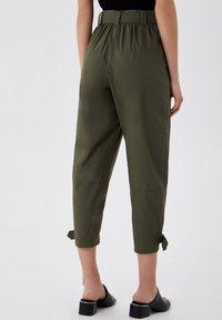 LIU JO - Trousers - green - 2