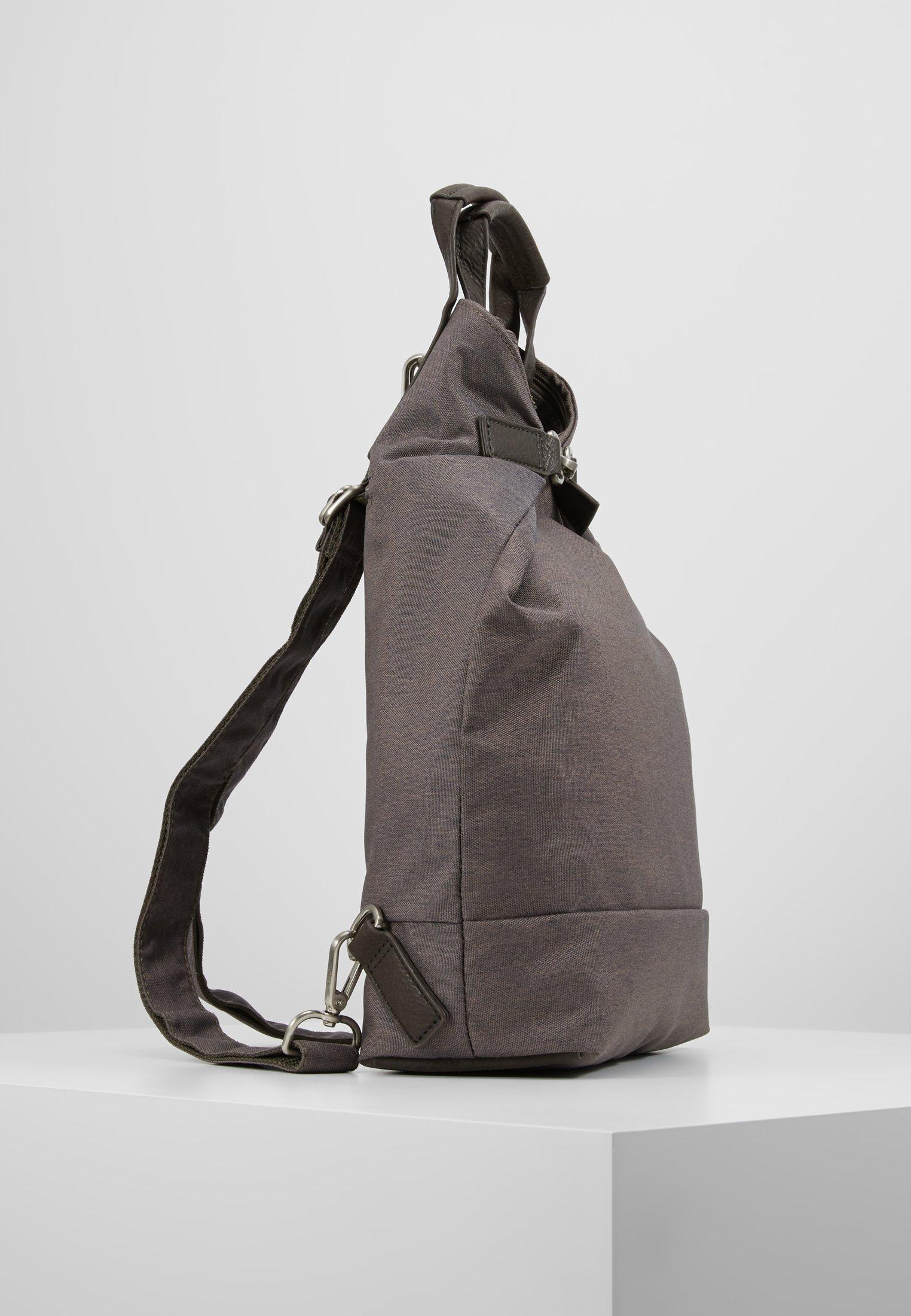 Jost Ryggsekk - taupe/gråbrun aWR3aw7hFr6053C