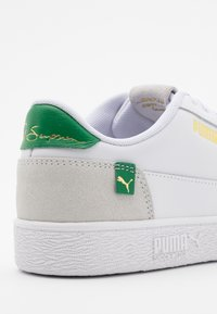 Puma - RALPH SAMPSON MC CLEAN UNISEX - Sneaker low - white/green - 5