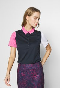 Cross Sportswear - SALLY - Koszulka polo - navy - 0