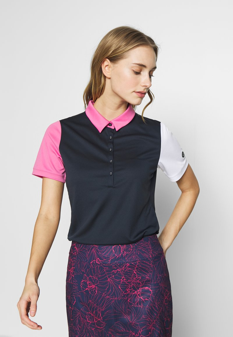 Cross Sportswear - SALLY - Koszulka polo - navy