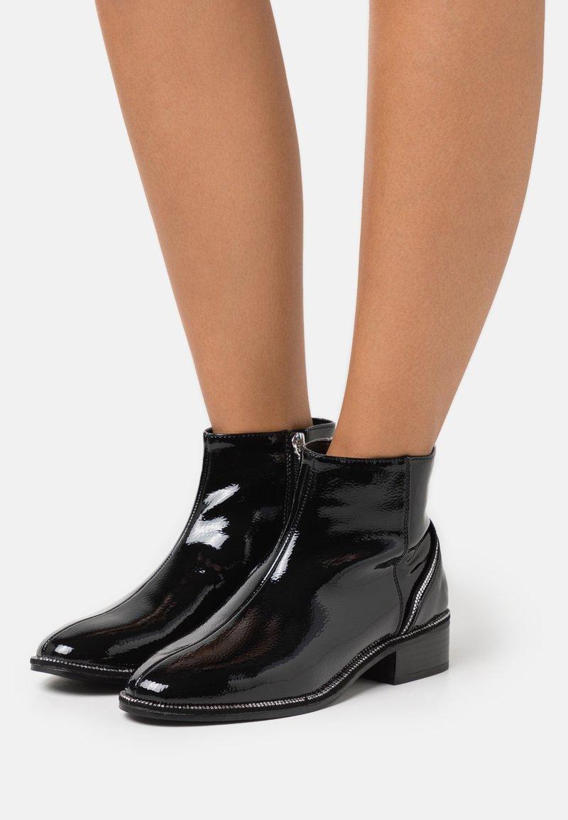 River Island - Kotníková obuv - black