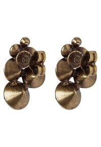 Konplott - PETIT GLAMOUR - Earrings - green antique - 2