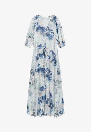 TYRAA - Maxi dress - foggy blue
