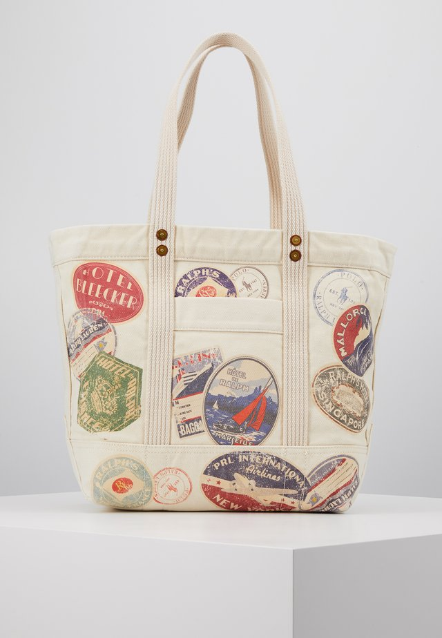 TRAVEL TOTE - Handbag - multi