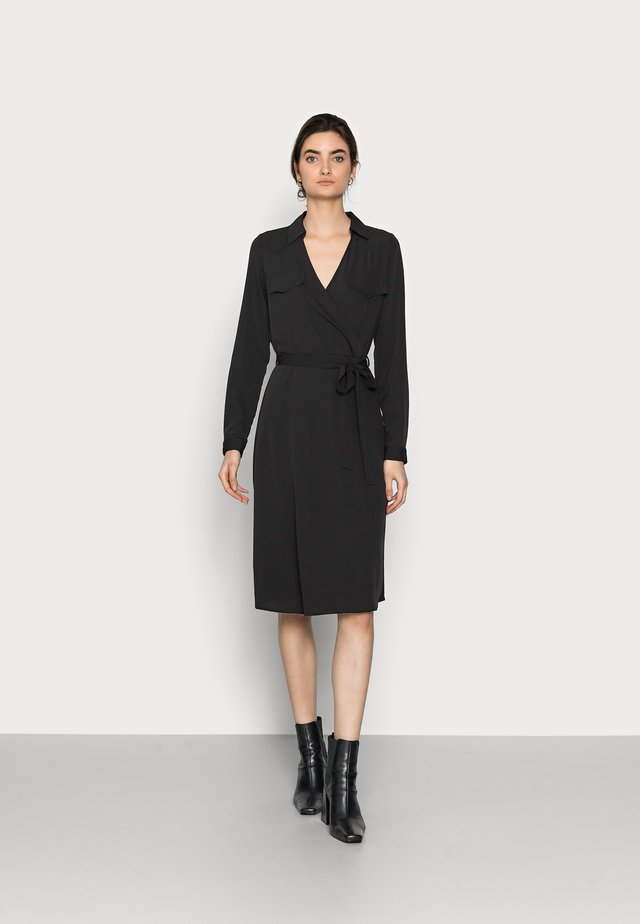 VMLOLENA DRESS - Day dress - black