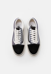Vans - ANAHEIM OLD SKOOL 36 DX UNISEX - Skateboardové boty - dark grey/offwhite/black - 3