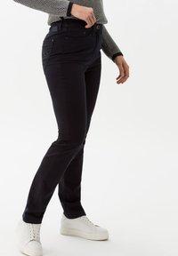 BRAX - Trousers - dark blue - 4