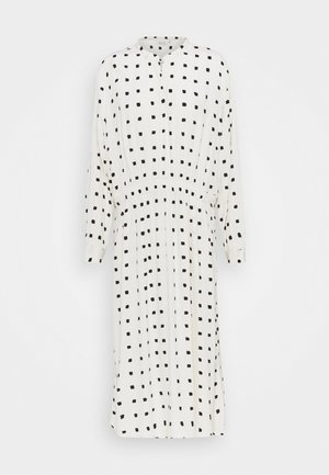NISSA - Shirt dress - whitecap