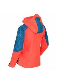 Regatta - ASTROX II  - Soft shell jacket - fieryco/petr - 3