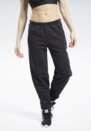 MYT JOGGERS - Tracksuit bottoms - black