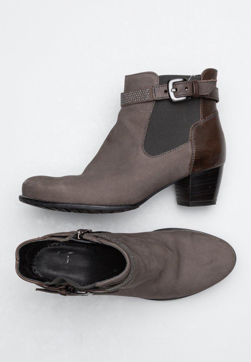 ara - Korte laarzen - brown