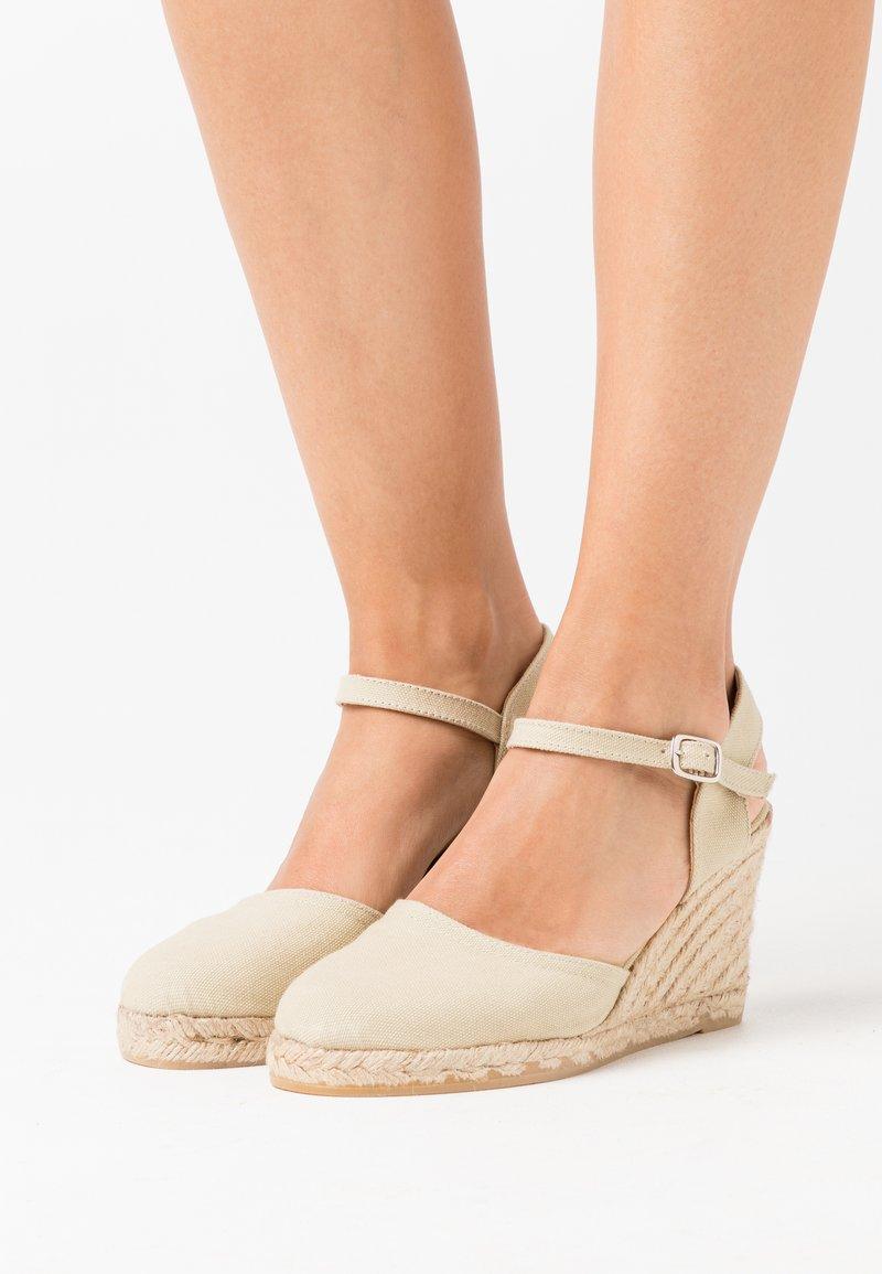 Anna Field - High heeled sandals - sand