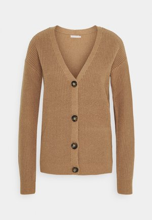 PCKARIE - Cardigan - natural