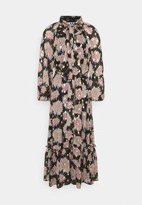 U Collection by Forever Unique - Długa sukienka - black/pink - 0